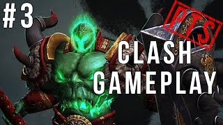Smite PTS Clash #3: Xing Tian Gameplay