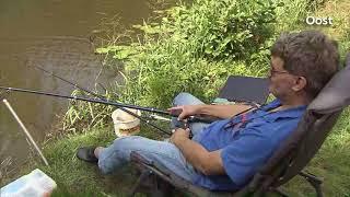 Dwars door Overijssel: visjes vangen in Ommen