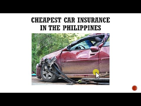 Cheapest Car Insurance Philippines