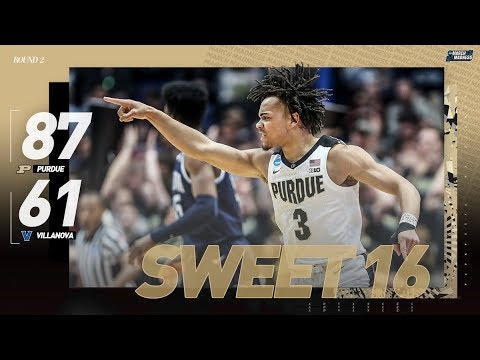 Purdue vs. Villanova: Game highlights