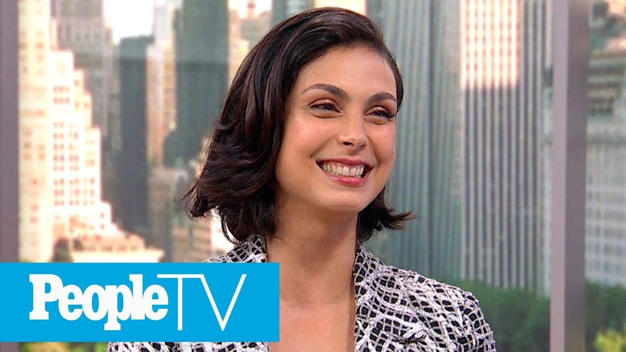 21aff61618c Deadpool 2′ Star Morena Baccarin Dishes On Kissing Ryan Reynolds ...