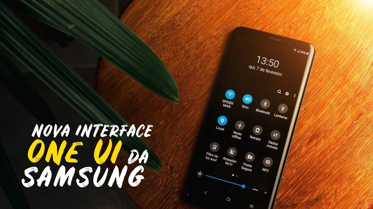 GALAXY S9 rodando a ONE UI com Android Pie » Barba Sou Eu