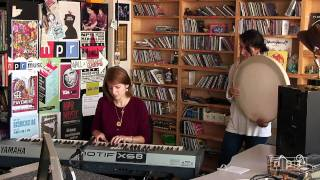 Marketa Irglova: NPR Music Tiny Desk Concert