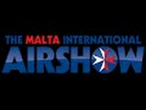 The Malta Interntaional Airshow 2015