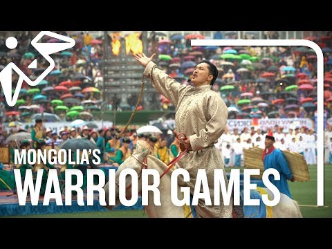 Mongolia's Warrior Games: Wrestling And Archery At Naadam