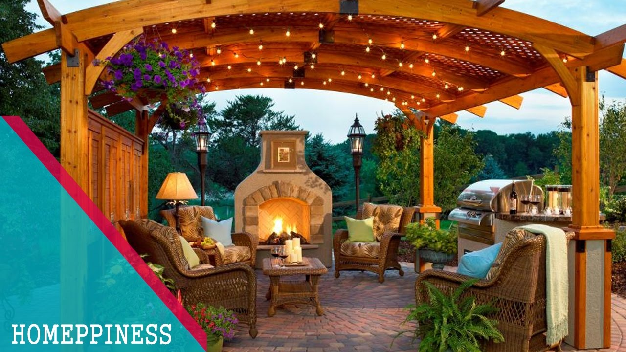 MUST WATCH  30 Interesting Gazebo Decorating Ideas You should Look for Inspiration  YouTube
