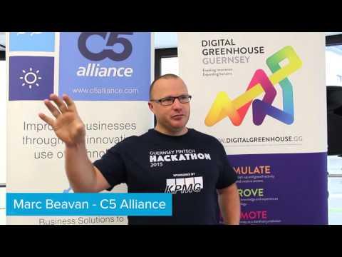 Guernsey FinTech Hackathon 2015