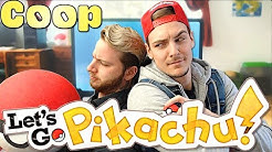 Pokémon Let's Go Pikachu #1 (COOP Gameplay)