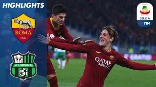 Download Video Roma 3-1 Sassuolo | Perotti, Schick & Zaniolo Netted To Guide Roma To 3-1 Win | Serie A MP3 3GP MP4