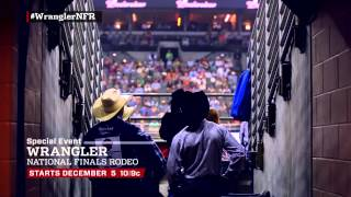 Wrangler NFR Preview - Great Am