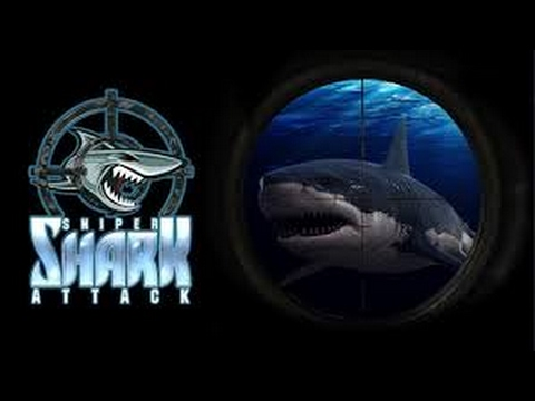 Prey fish scout snipers ready to shoot WHALE SHARK SNIPER (Android)