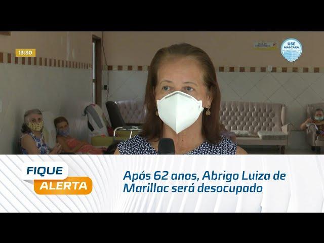 Rachaduras: Após 62 anos, Abrigo Luiza de Marillac será desocupado