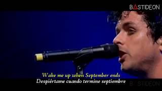Baixar Green Day - Wake Me Up When September Ends (Sub Español + Lyrics)