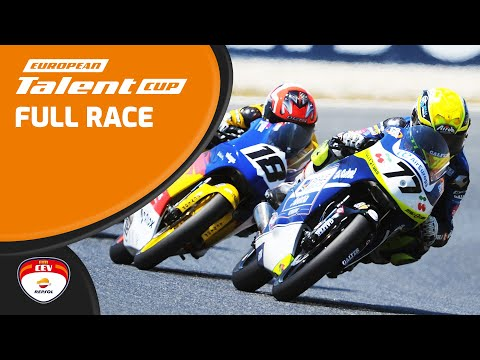 Barcelona round European Talent Cup race