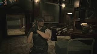 Resident Evil 2 Remake looking like the 1998 version