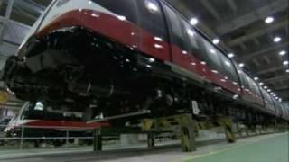 Высокотехнологичное метро Сингапура
