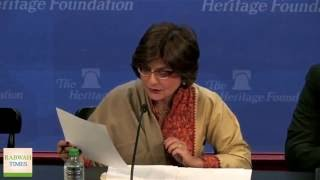Former Pakistani MP Farahnaz Ispahani on Persecution of Ahmadiyya Muslims in Pakistan