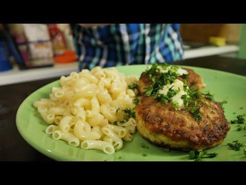 Блюда из фарша куриного, индейки - рецепты
