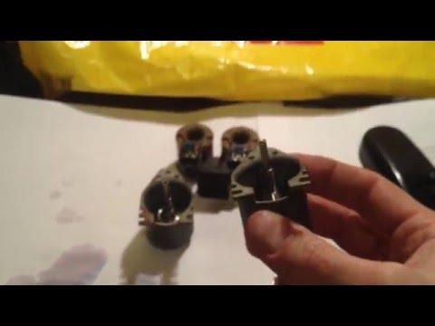 Ремонт  клапанов печки мерседес w220 s320