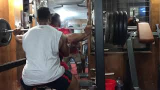 Gambar cover Squat with 200 kg
