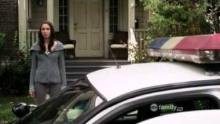 Pretty Little Liars 1x21 Spencer and Toby Scenes
