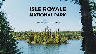Isle Royale National Pąrk Experience | Pure Michigan