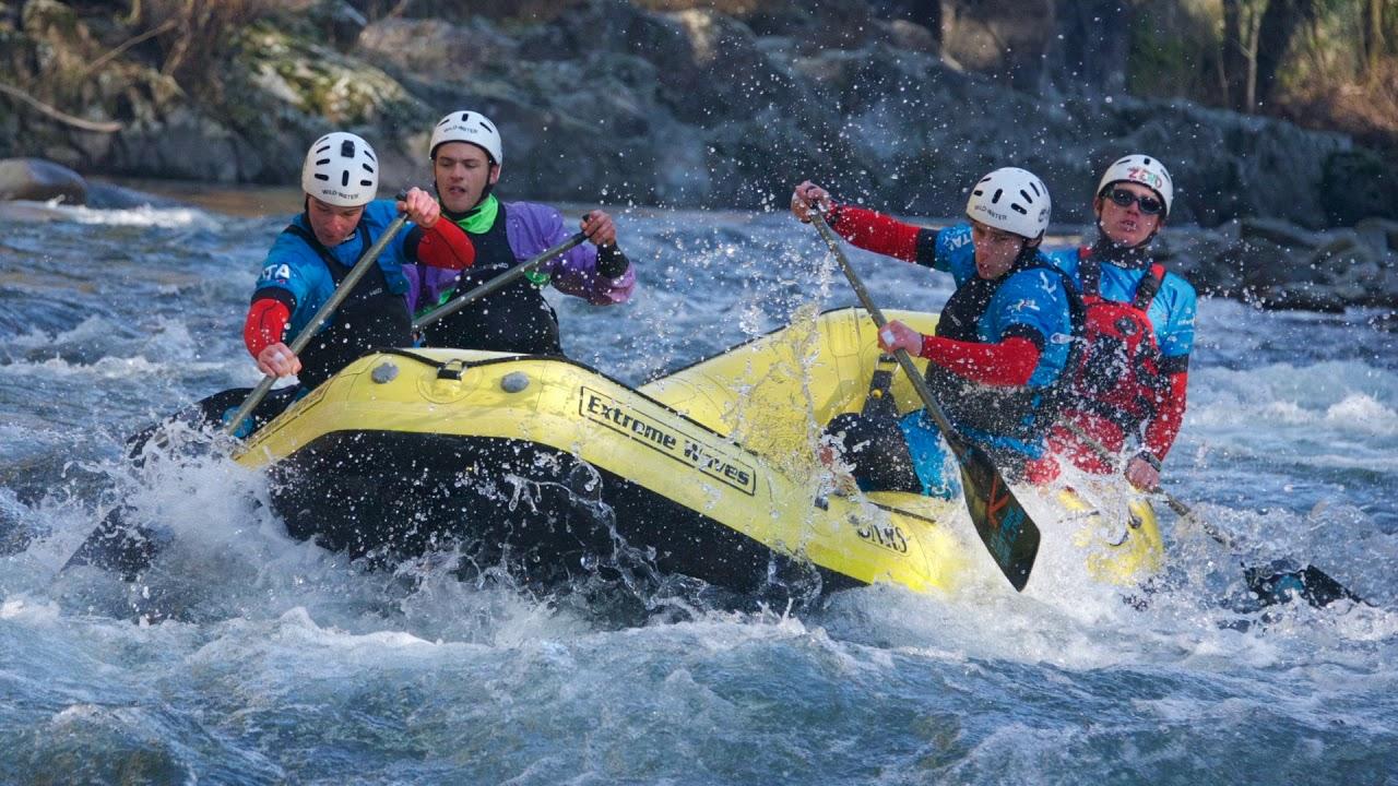 Rafting training camps 2018 youtube - Rafting bagni di lucca ...