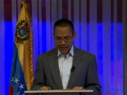 Ernesto Villegas informa este 21 de febrero de 2013 sobre salud de Presidente Chávez