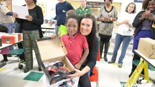 Shades of LOVE: Shoes for Kids Project
