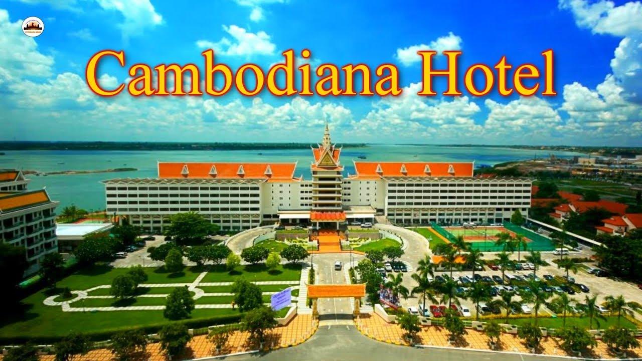 Cambodiana Hotel – Angkor Wat Tours – Tours of Cambodia – Phnom Penh Travel