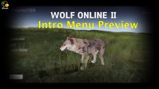 [Preview] Wolf Online 2 Game Intro Menu