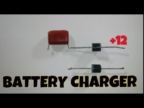 battery-charger-using-only-diode-and-capacitor