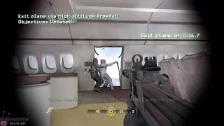 """Call of Duty: Modern Warfare - Reflex Edition (Wii) - """"Mile High Club"""" HD"""