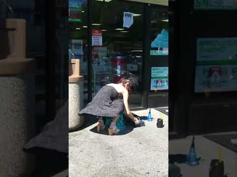 Tweaker at the 711