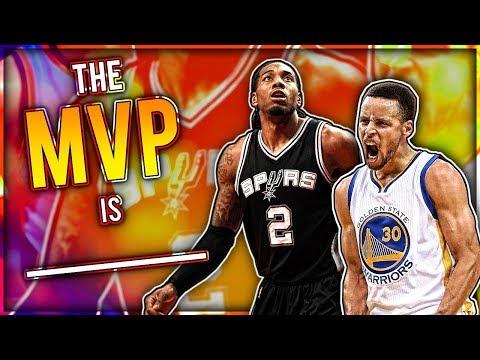 The 2018 NBA MVP Award GOES TO __________