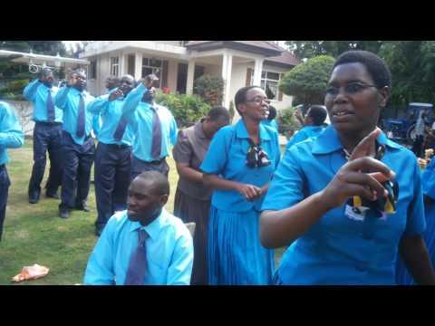 UWATA SUMBAWANGA CHOIR in Dar 2015