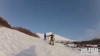 Friends-フレンズ-富士山バックカントリーツアー《スマホ用》