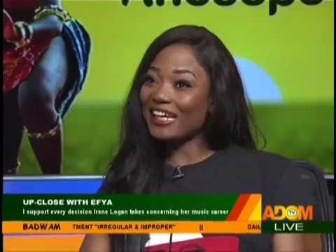 One on One With EFYA - Badwam Ahosepe on Adom TV (19-10-18)