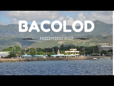 Travel vlog day1 [BACOLOD, PHILIPPINES 2017]