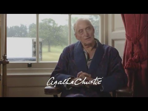 Behind the Scenes of And Then There Were None with Charles Dance