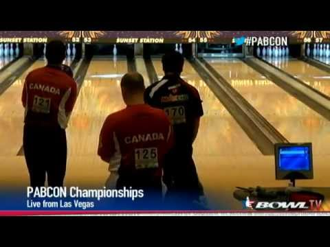 PABCON Bowling Championships - 2012 Men's Singles