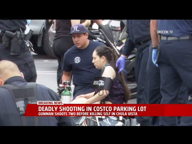 1 Dead, 2 Wounded In Shooting At Chula Vista Costco