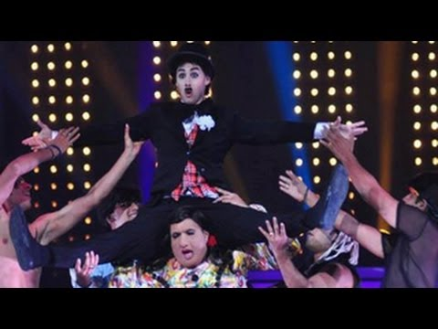 Jhalak Dikhla Jaa 6 7th July 2013 FULL EPISODE - Lauren's EXCLUSIVE Charlie Chaplin ACT Travel Video