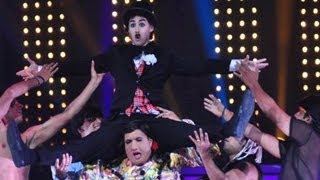 Jhalak Dikhla Jaa 6 7th July 2013 FULL EPISODE - Lauren