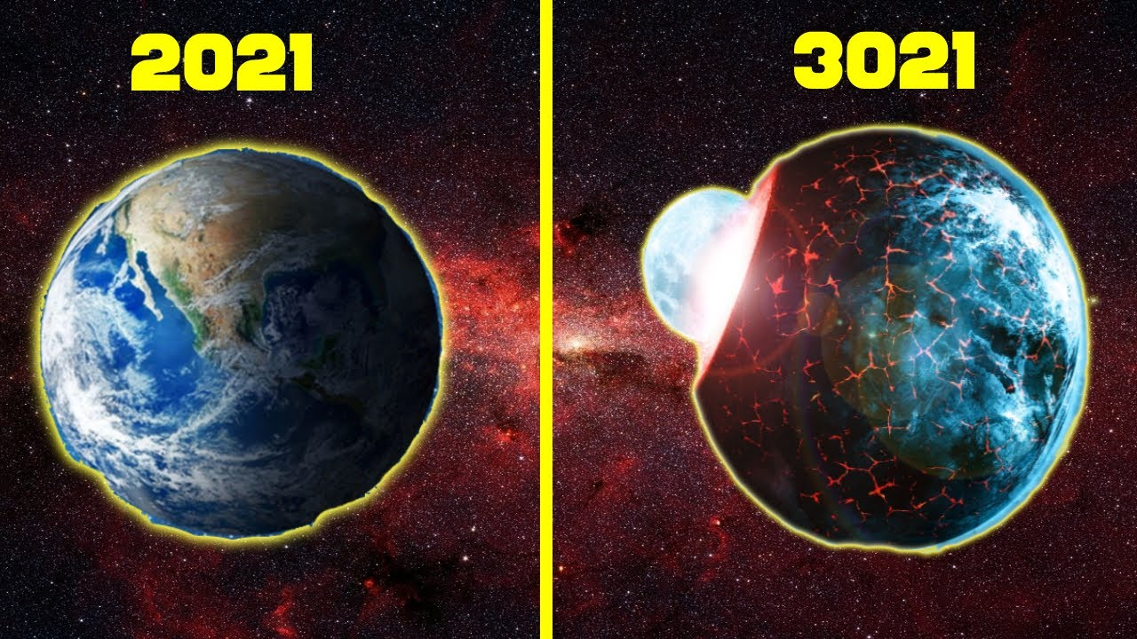 What will Earth Look Like in 1000 Years?