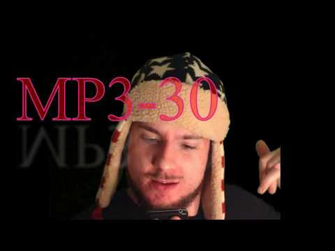 MP3-30 - Thanks Obama (Donald Trump diss track)