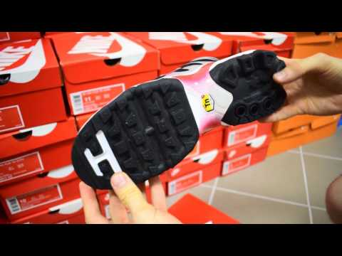 Nike Air Max TN Plus black silver кроссовки мужские найк аир макс тн плюс черные серебро