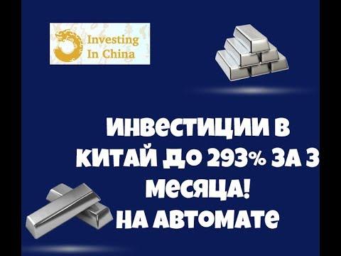 СКАМ (не вкладывать)Инвестиции В Китай