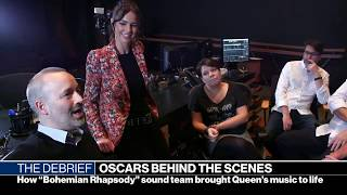 Bohemian Rhapsody How the sound team bought queens music to life