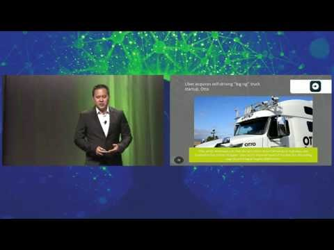 KEYNOTE ADDRESS: Embracing the Autonomous Supply Chain and Rethinking Innovation